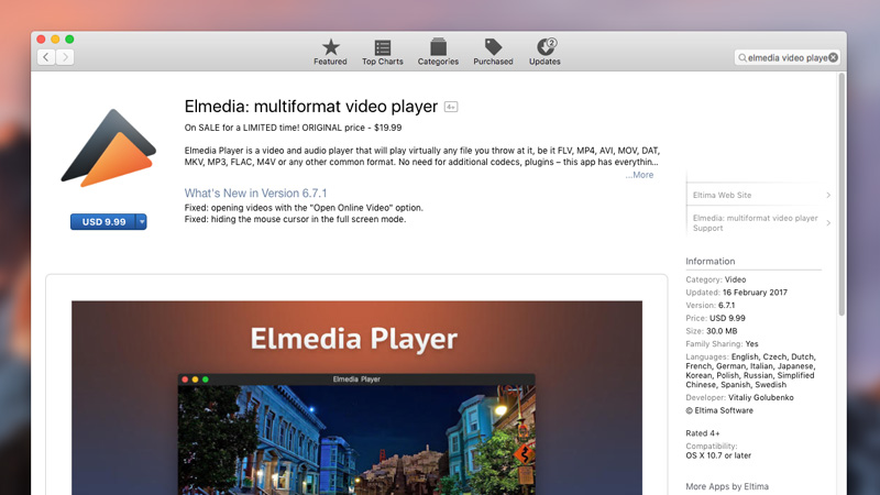 avi player for mac