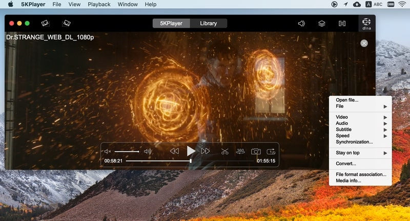 Other Best Free Media Player for Mac