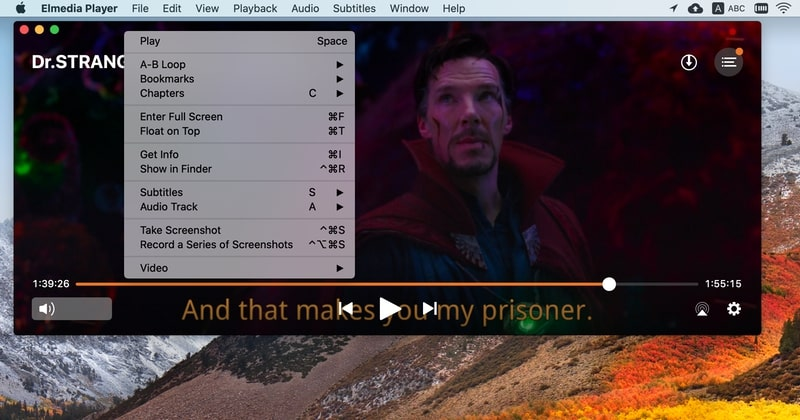media player macintosh application