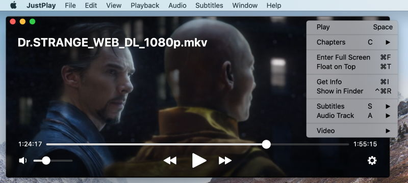 Best media player osx