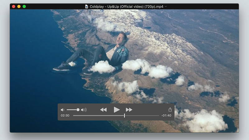 Media player for mac os